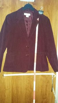Corduroy blazer London, N6G 1N1