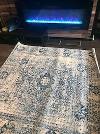 Brand new area rug 5'1x5'1