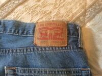 Blue levi's denim bottoms Central Okanagan