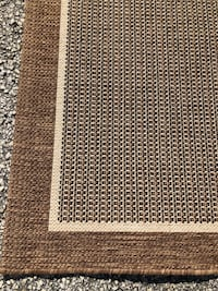 Brown indoor / outdoor rug Jacksonville, 32218