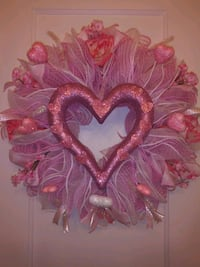 Valentine's heart wreath Dundalk, 21222