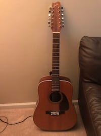 Fender 12 string acoustic guitar Alexandria, 22306
