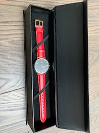 Red band watch new. Still has cover Oakville, L6K 1S2