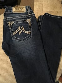 Miss Me Jeans, Size 26 NOW $30 Nanaimo, V9R