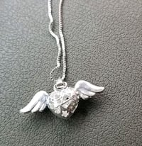 925 Sterling Silver Wing necklace Omaha, 68124