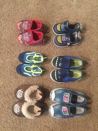 toddler's assorted shoes Frederick, 21702