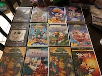 Disney Mickey Mouse and Chrisman dvds 10 each in north Lakeland Lakeland, 33810