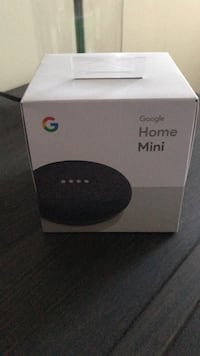 Google Home Mini brand new!!