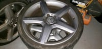 """Rims and tires 19"""" for Mercedes benz Brampton, L7A 1T4"""