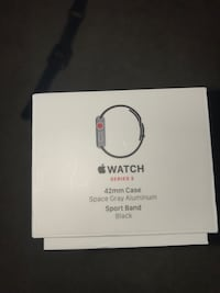 Apple Watch series 3 cellular  Silver Spring, 20904