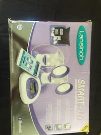 lansinoh smart breast pump Pittsburgh, 15210