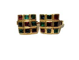 Nina ricci vintage clip on earrings