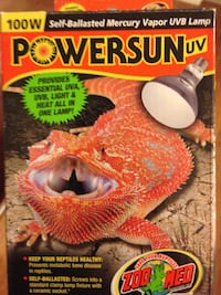 Powersun UVA/UVB Bulb 100W Los Angeles, 91367