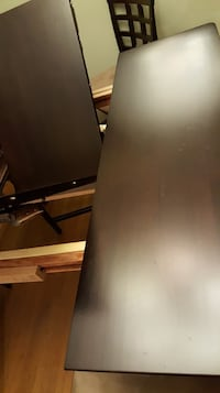 9 Piece Pub Style Table St - $800  Burnaby