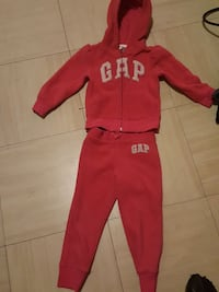 GAP outfit 2t