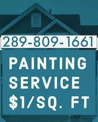 Interior painting Milton