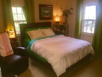 white and green bed sheet Suitland, 20746