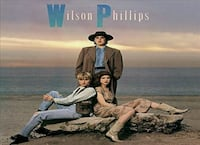 Wilson Phillips, Hold On CD Elizabethton, 37643