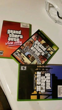 Grand theft auto xbox games Portsmouth, 03801