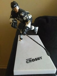 MCFARLANE SIDNEY CROSBY PENGUINS NHL HOCKEY FIGURE