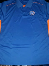 blue crew neck t-shirt Fort McMurray, T9H 3M7