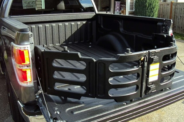 Foldable Bed Extender Ford Oem Never Used