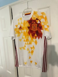 Spain jersey  Cary, 27513