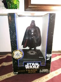 STAR WARS Talking Darth Vader Bank in Box Lake Forest, 92630