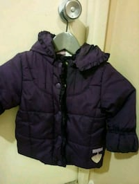 Disney Girls Jacket sz 18M Richmond Hill