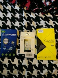 3 screen protector lot