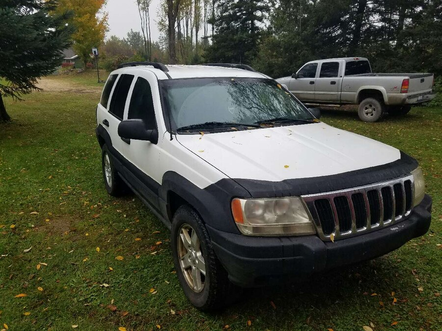 used 2002 jeep grand cherokee in michigan. Black Bedroom Furniture Sets. Home Design Ideas