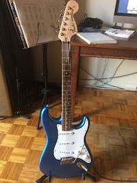 Fender Custom Shop Strat 786 km