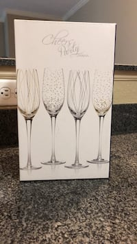 Party Champagne Glasses Chesapeake, 23320
