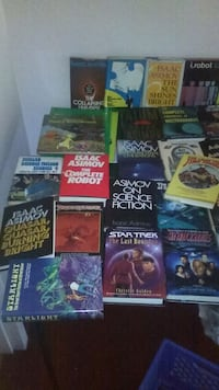 assorted color book lot in box Poughkeepsie, 12601