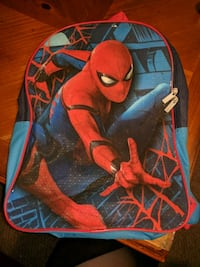 Spiderman backpack Albuquerque, 87120