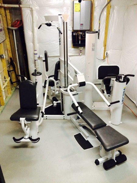 Used vectra multi stack home gym for sale in tempe letgo