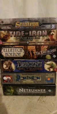 HUNDREDS OF BOARD GAMES TO CHOOSE FROM Edmonton, T5G 0E7