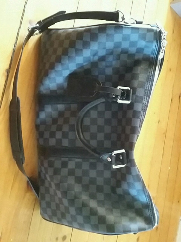 Louis vuitton keepall damier