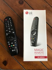LG Smart TV Magic Remote: AN-MR650 Cedar Park, 78613