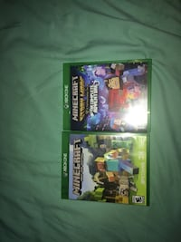 Xbox one minecraft games Knoxville, 37920