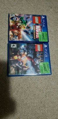 two Sony PS4 game cases Lincoln, L0R 1B6