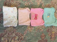 0-3 months new & lightly used Girls clothes