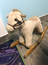 Plush rocking horse  Woodbridge, 22193