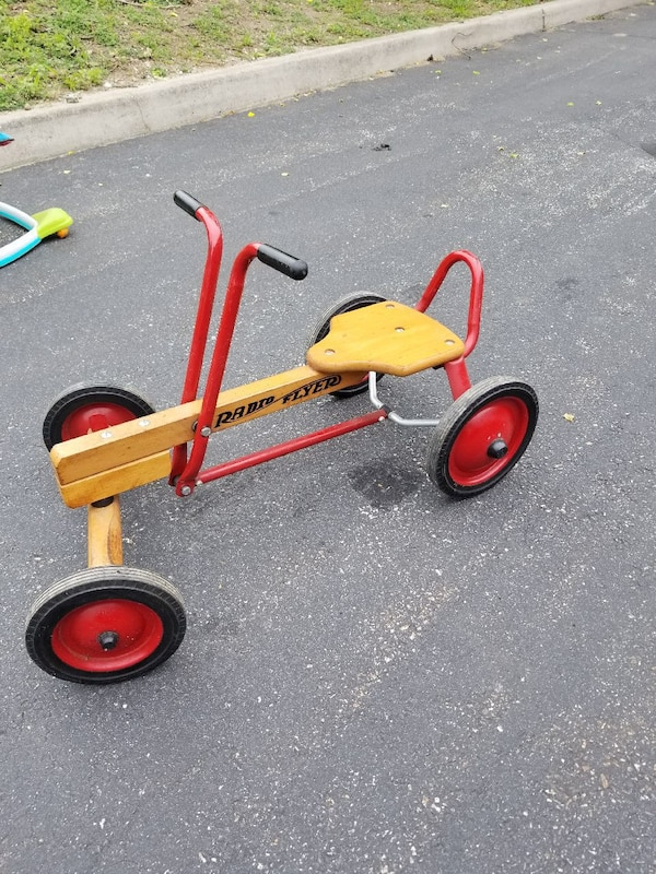 Used Radio Flyer Row Cart 1980s For Sale In West Islip Letgo