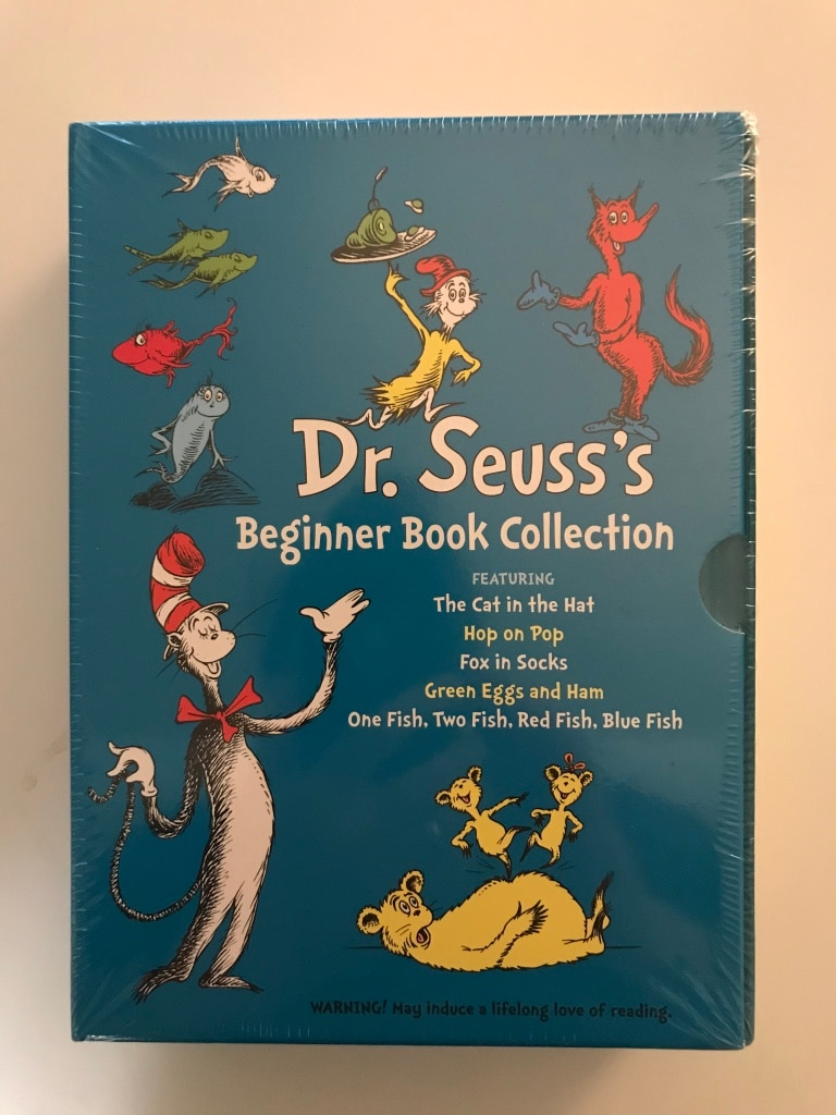 Photo Dr Seuss's Beginner Book Collection
