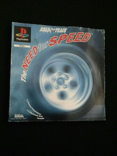 Manual de The Need for Speed