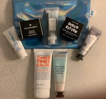 *NEW* 6 Piece Skin Care Set in Cosmetic Bag
