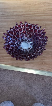 Heart decorative bowl