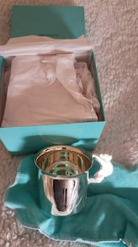 Tiffany & Co Baby Sterling Silver Bear Cup  Mount Airy, 21771