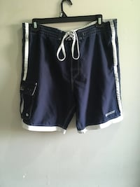 Men's large rip zone board shorts